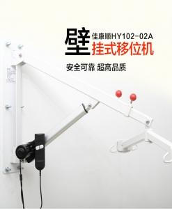 Wall mounted shift machine
